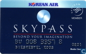 Korean Air - 2001 Skypass