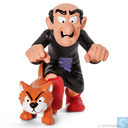 Gargamel and Azrael