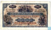 Scotland 1 pound 1947 (Clysedale Bank)