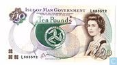 Isle of Man 10 pounds 1983
