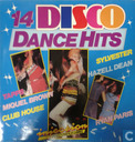 14 DISCO DANCE HITS