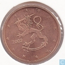 Finland 2 cent 2002