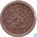 Finland 5 cent 2002