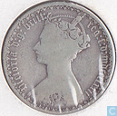 United Kingdom 1 florin 1872