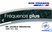 Air France - 2002 Frequence Plus