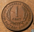 British Caribbean Territories 1 cent 1960