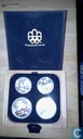 "Canada Proof set 1976 (series VI) ""Olympic Games 1976"""