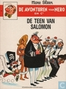Comic Books - Nibbs & Co - De teen van Salomon