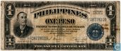 "Peso Philippines 1 1944 ""Victory"""