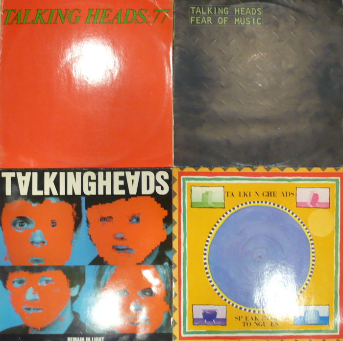 talking heads lot of 8 lp s and 2 12 singles catawiki