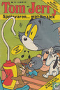 Comic Books - Tom and Jerry - Spelevaren... met muziek