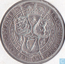United Kingdom 1 florin 1900