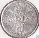 United Kingdom 1 florin 1915