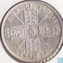 United Kingdom 1 florin 1914