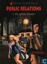 Strips - Public Relations - De losse hand