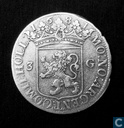 Holland 3 guilders 1681