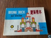 "Vintage Building Bricks ""China"""