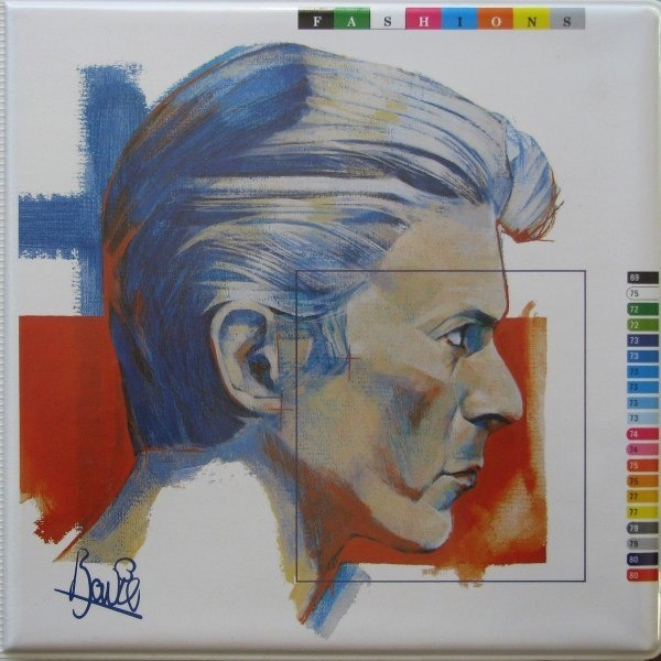 "David Bowie - Fashions; Box set with 10 7"" vinyl picture discs"