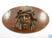 Wall plaque of Jesus