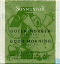Sachets et étiquettes de thé - Sonnentor® -  1 Guten Morgen Kräutertee | Good Morning Herbal Tea