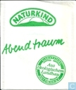 Tea bags and Tea labels - Naturkind - Abend Traum