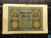 Reichsbanksnote 100 Mark