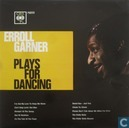 Disques vinyl et CD - Garner, Erroll - Plays for dancing