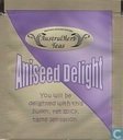 Tea bags and Tea labels - Austral Herb Teas - Aniseed Delight