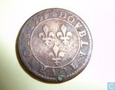 France double tournois 1599 (A)