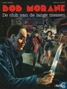 Comic Books - Bob Morane - De club van de lange messen