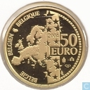 "Belgique 50 euro 2004 (BE) ""70th anniversary of King Albert II"""