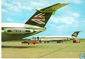BEA - British European Airways / BAC 111
