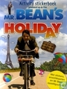 Mr. Bean's Holiday Activity Stickerboek