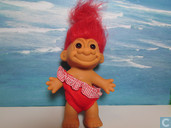 Russ Troll Doll Swim Bathing Suit