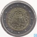 "Monnaies - Belgique - Belgique 2 euro 2007 ""50 years Treaty of Rome"""