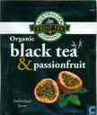 black tea & passionfruit