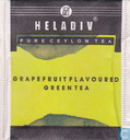 Grarefruit Flavoured Green Tea