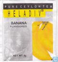 Tea bags and Tea labels - Heladiv® - Banana Flavoured