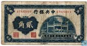 Chine 20 centimes (1931)