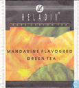 Mandarine Flavoured Green Tea