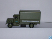 Mack Canvas-Back Truck 'Quartermasters Corps'