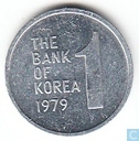 South Korea 1 won 1979
