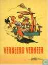 Comic Books - Bumble and Tom Puss - Verkeerd verkeer