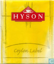 Ceylon Label
