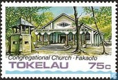 Government centers and churches