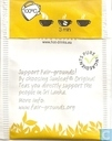 Tea bags and Tea labels - Axxent - Camomile