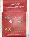 Tea bags and Tea labels - Axxent - Aardbei