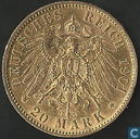 Germany 20 mark 1901