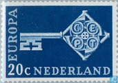 Postage Stamps - Netherlands [NLD] - Europe – Key