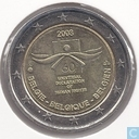 "Coins - Belgium - Belgium 2 euro 2008 ""60 years of the Universal Declaration of Human Rights"""